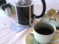 始まりはコーヒーから