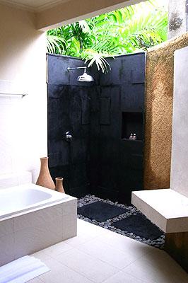 部屋Bのバスルーム